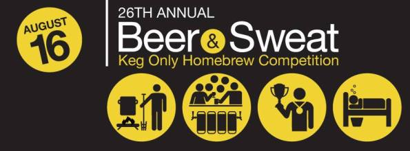 Beer & Sweat 2014 Logo